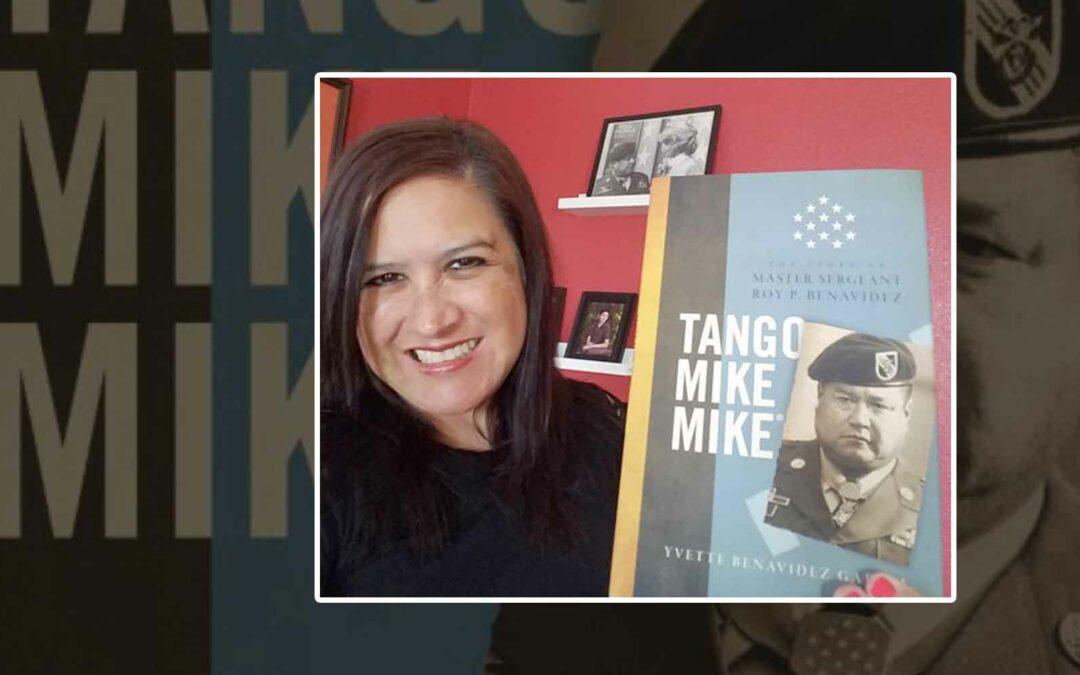 Author Story: Yvette Benavidez Garcia