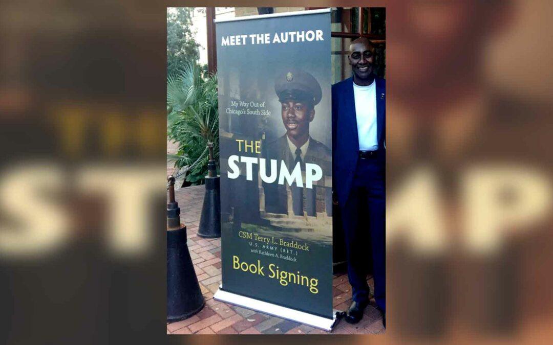 Author Story: Terry Braddock