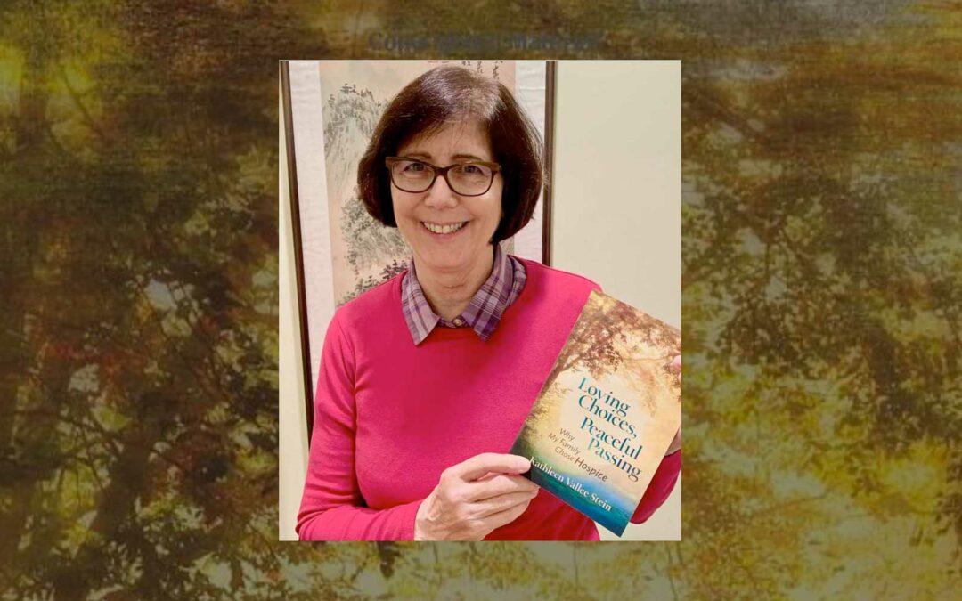 Author Story: Kathleen Vallee Stein