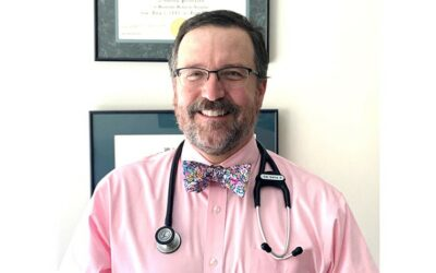 Bruce Rowe, MD: Author Story